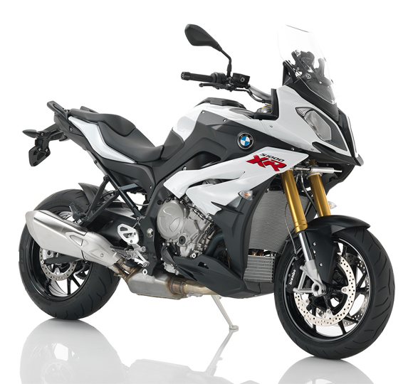 S1000XR สีขาว