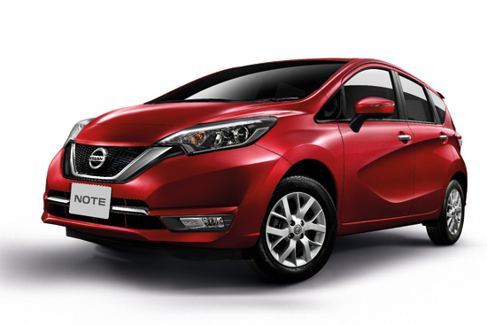 Nissan Note 2019-2020