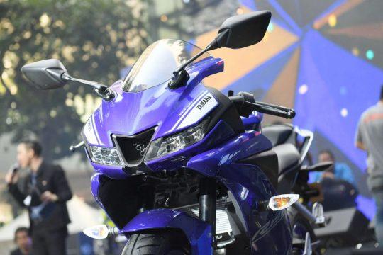 2017 Yamaha R15