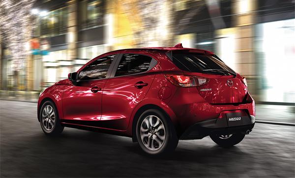 Mazda2 2018 Hatchback