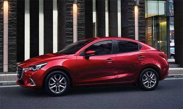 Mazda2 2018 Sedan