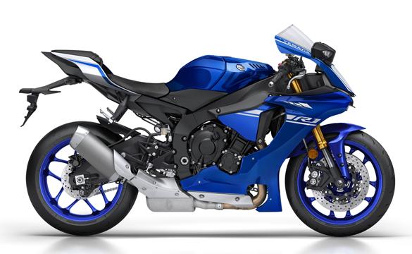Yamaha R1 2017 สเปค