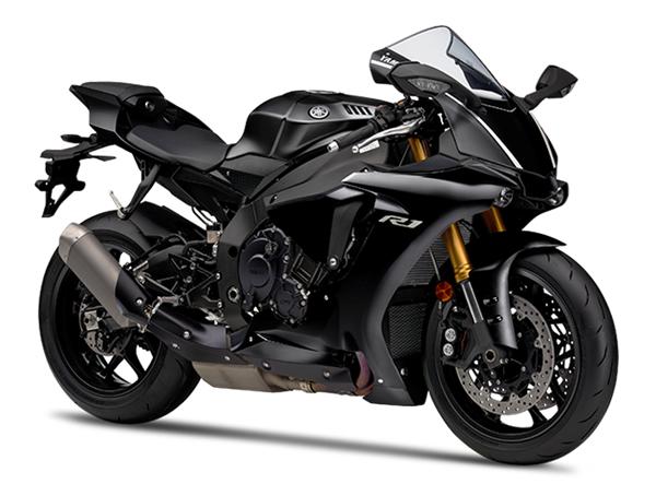 Yamaha R1 สีดำ
