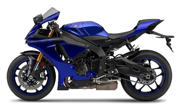 Yamaha R1 สเปค