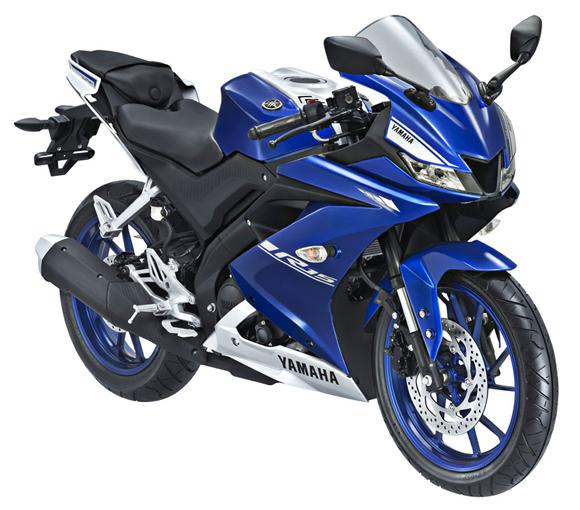 R15 สีน้ำเงิน