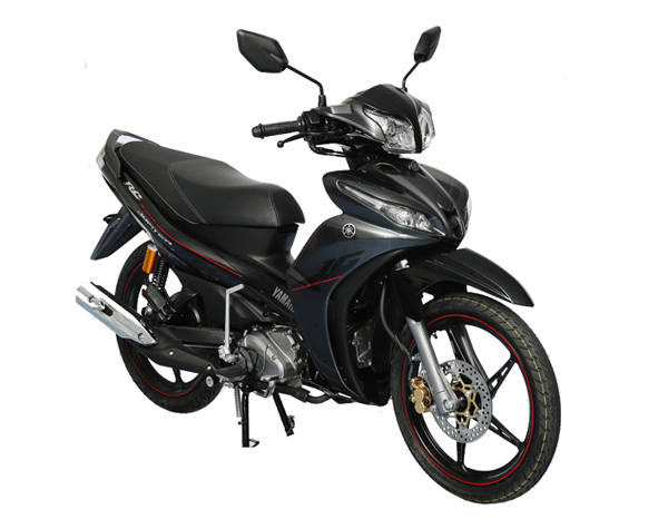 Yamaha Jupiter RC สีดำ
