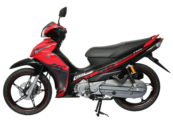 Yamaha Jupiter RC สเคป