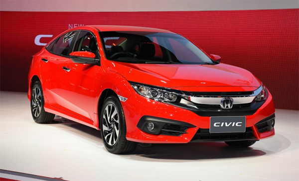 Civic Hatchback 2018