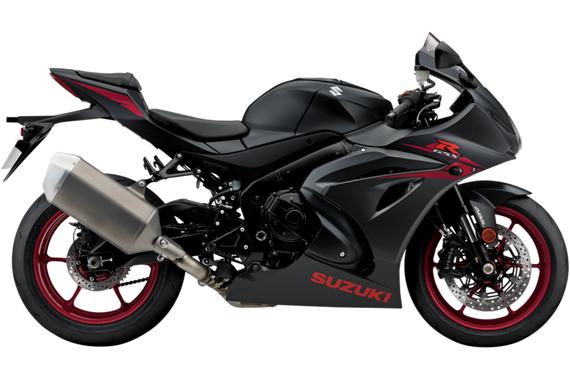 GSX R1000 2017 สีดำ
