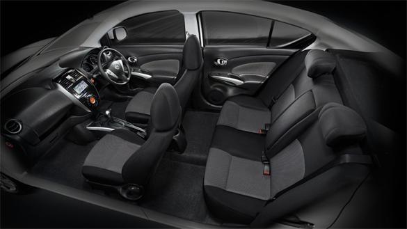 Nissan Almera 2018