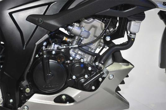 Suzuki GSX R150 Engine