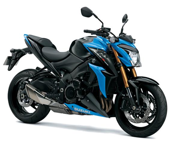 GSX S1000 สีน้ำเงิน