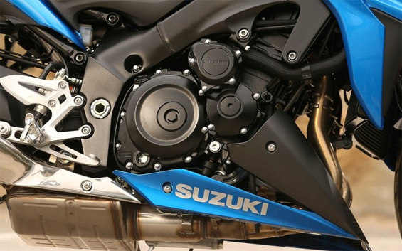 Suzuki GSX-S1000 2017