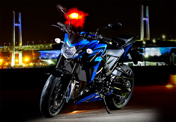 Suzuki GSX-S750 2018