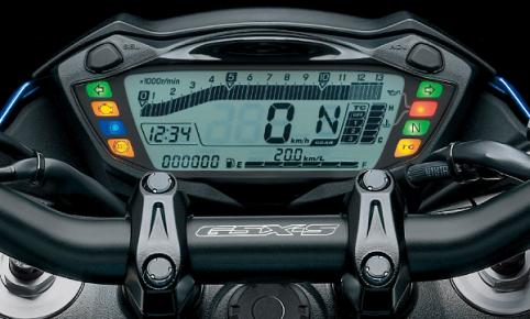 Suzuki GSX S750 2018