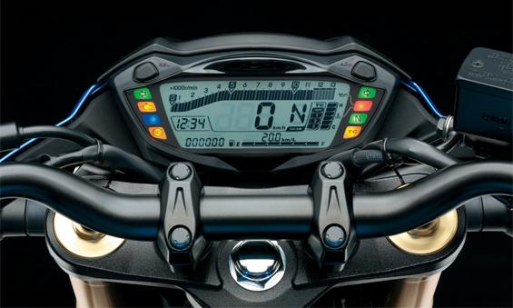 Suzuki GSX-S750 2017