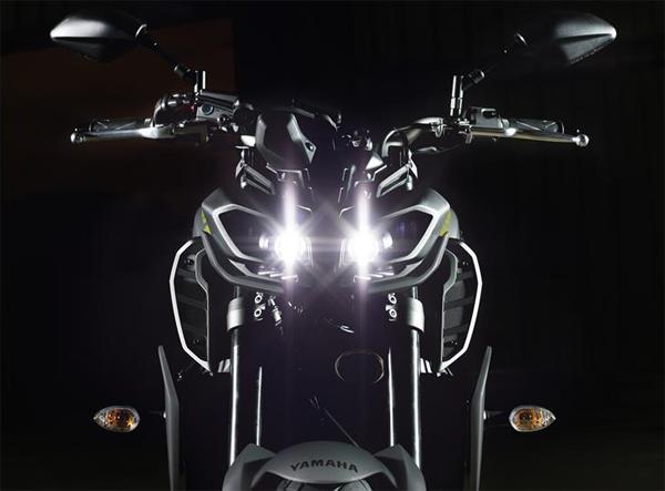 Yamaha MT 09 2018