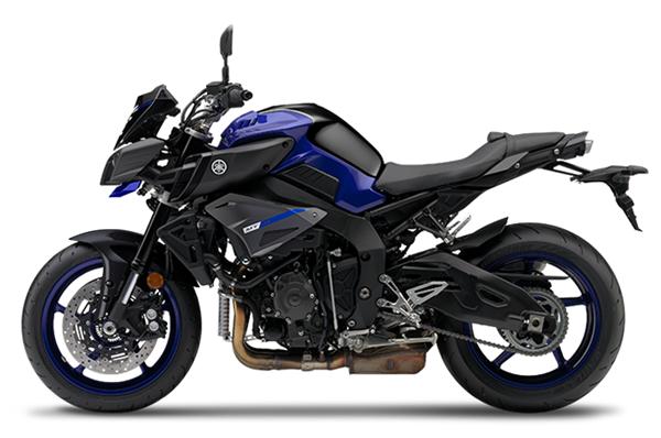 Yamaha MT-10 2018 สเปค
