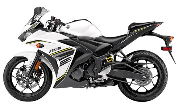 Yamaha R3 2017
