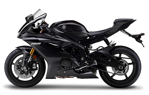 Yamaha R6 สเปค