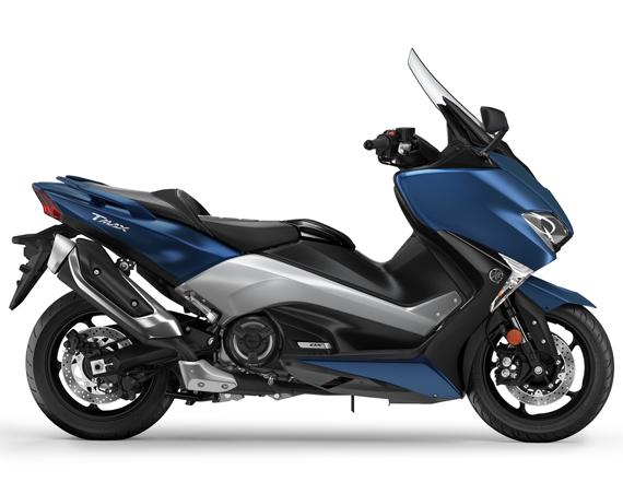 TMAX DX สีน้ำเงิน