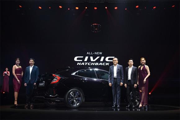 ราคา,, Honda Civic Hatchback