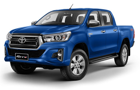 Hilux Revo 2018 Double Cab