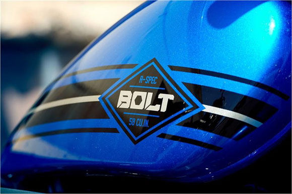 Yamaha Bolt-R 2018