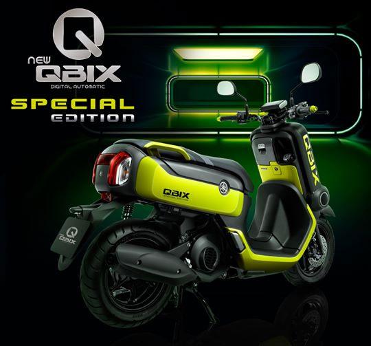 QBIX สีเขียว-ดำ