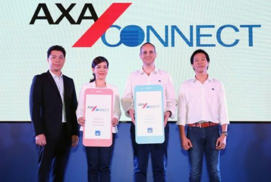 AXA Connect , axa insurance