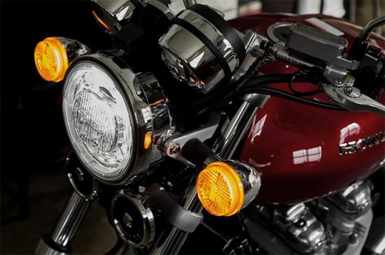 2017 Honda CB1100EX