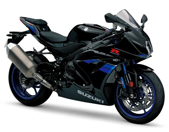 GSX-R1000R สีดำ