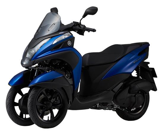Tricity 155 สีน้ำเงิน