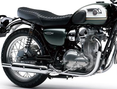 Kawasaki W800 2018