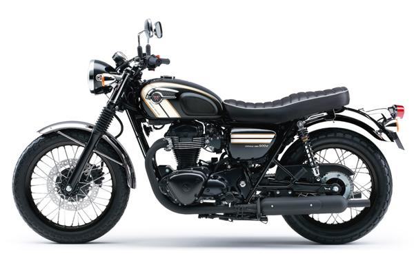Kawasaki W800 2018 สเปค