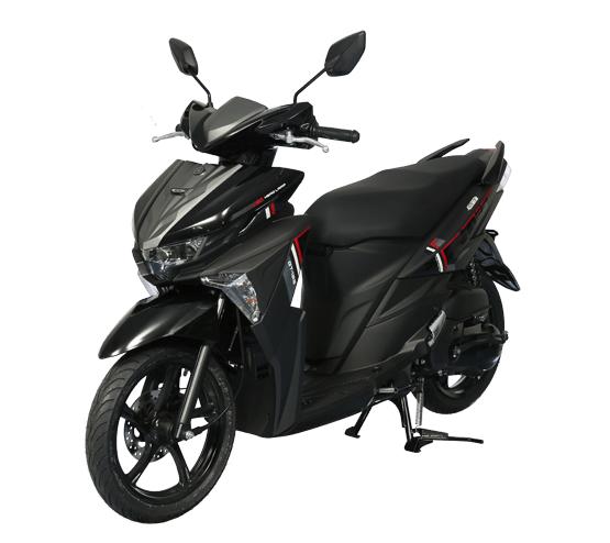 Yamaha G125 สีดำ