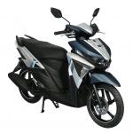 Yamaha G125 สีน้ำเงิน-เทา