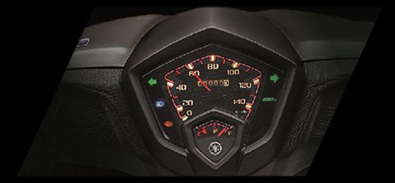 Yamaha GT125 2017