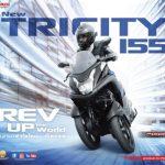 Tricity 2017, ตารางผ่อน, ราคา
