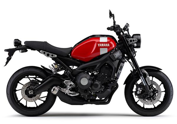Yamaha XSR900 สเปค