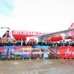 AirAsia Chiangmai - Ubon