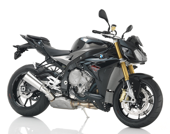 BMW S1000R สีดำ