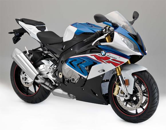 S1000RR สีฟ้า, สีไตรคัลเลอร์
