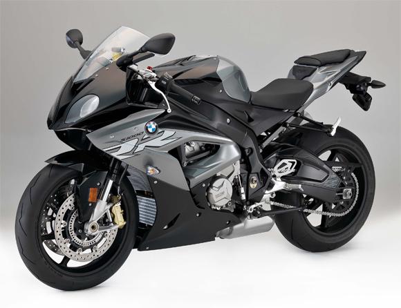 S1000RR สีเทา-ดำ