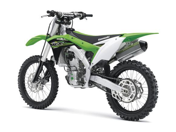 KX250F สเปค