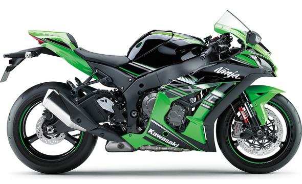 ZX10R สีเขียว