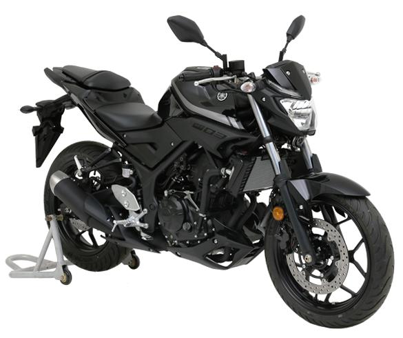Yamaha MT 03 2018 สีดำ
