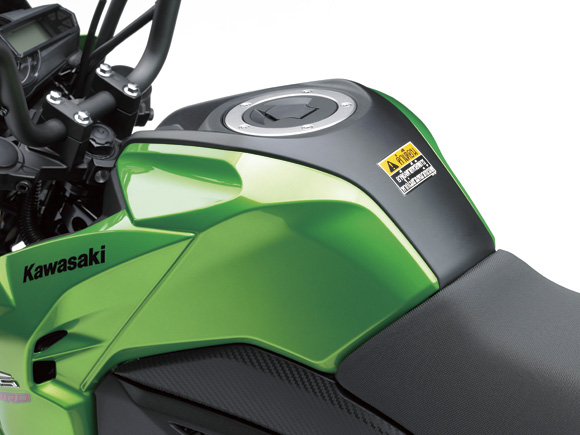 Kawasaki Z125 Pro 2017
