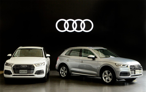 Audi Q5, Audi Q7, ราคา, ราคาผ่อน