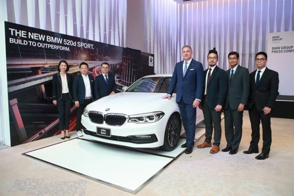 BMW 520D Sport, ราคา, ราคาผ่อน